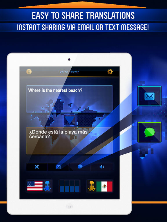 Translate Voice - speech & text translator Screenshots