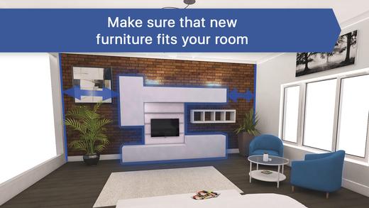 3D Room Planner for IKEA: Home & Interior Design Screenshots