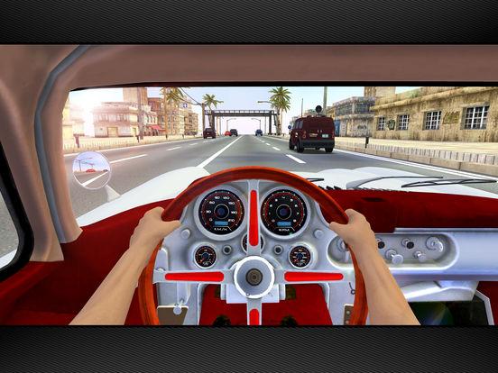 Racing in City 2 - Driving in Carscreeshot 1