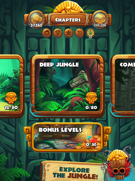 Jungle Mash screenshot 7