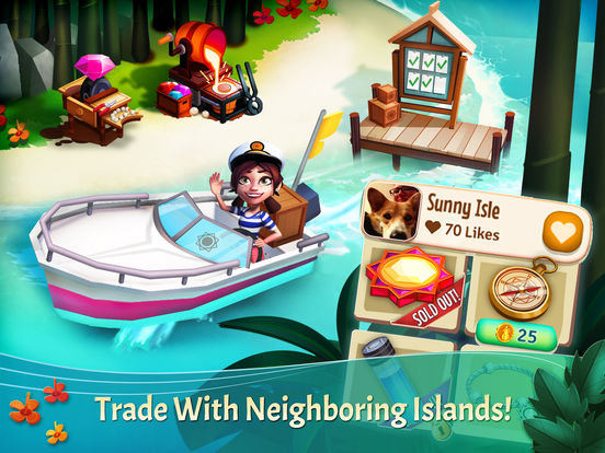 FarmVille: Tropic Escape screenshot 10