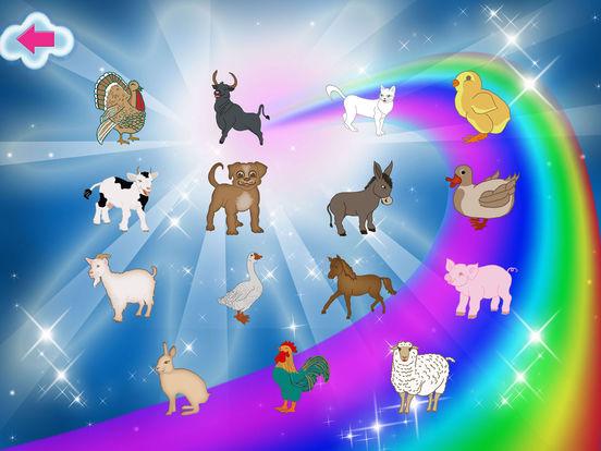 Animals Match Memory Cards Farm Game screenshot 7