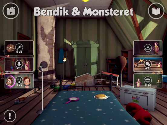 Bendik & Monsteret Screenshots