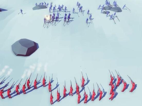 t.a.b.s - Multiplayer Battle* Simulator screenshot 9