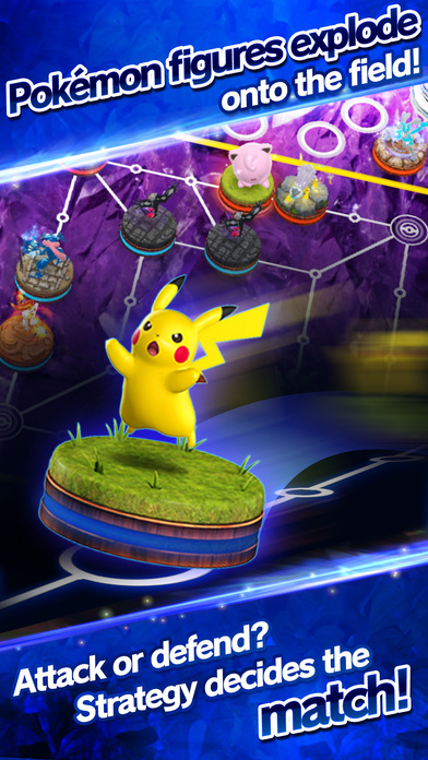 Pokémon Duel Screenshots