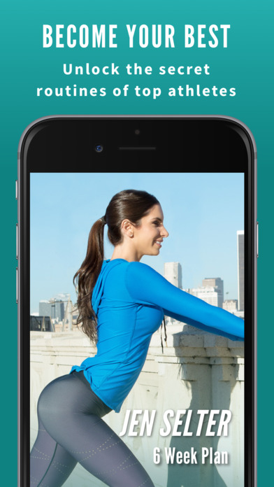 Fitplan: Workout, Burn Fat & Train with Athletes app image