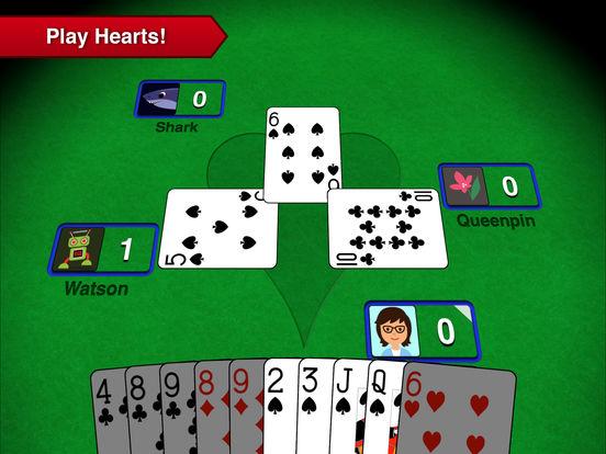 Hearts+ iPad Screenshot 1
