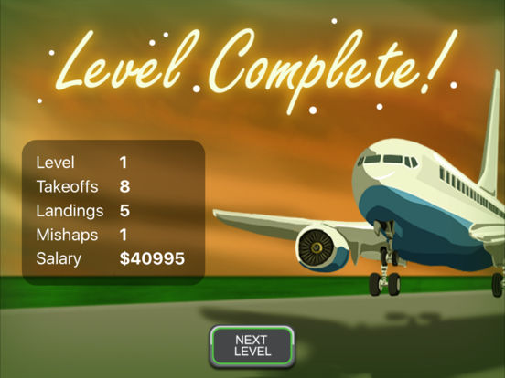 Airport Madness Mobile iPad Screenshot 2