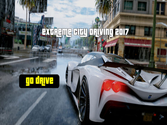 #1. Extreme City Driving 2017 (iOS)