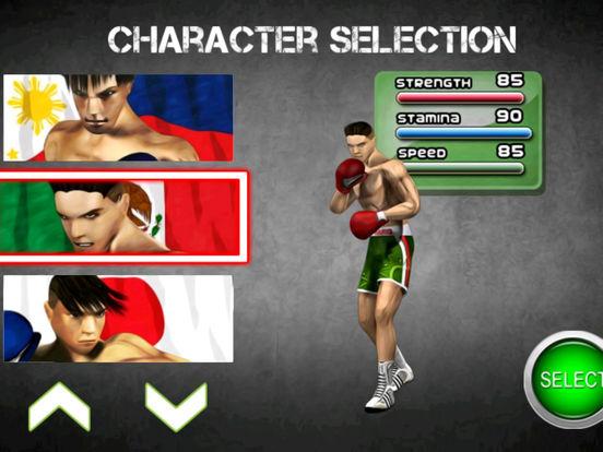 Fists For Fighting (Fx3) Free iPad Screenshot 5