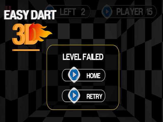 Игра Easy Darts 3D Pro