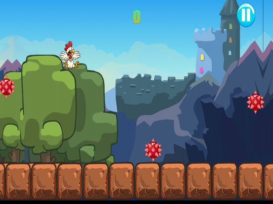 Crazy Chicken Castle Escape screenshot 4