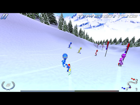 Snowboard Racing Ultimate Screenshots
