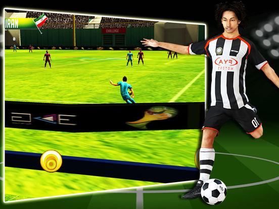 Soccer Sports Stadium World's Player Pro screenshot 8