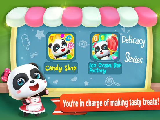 Ice Cream Bar Factory iPad Screenshot 5