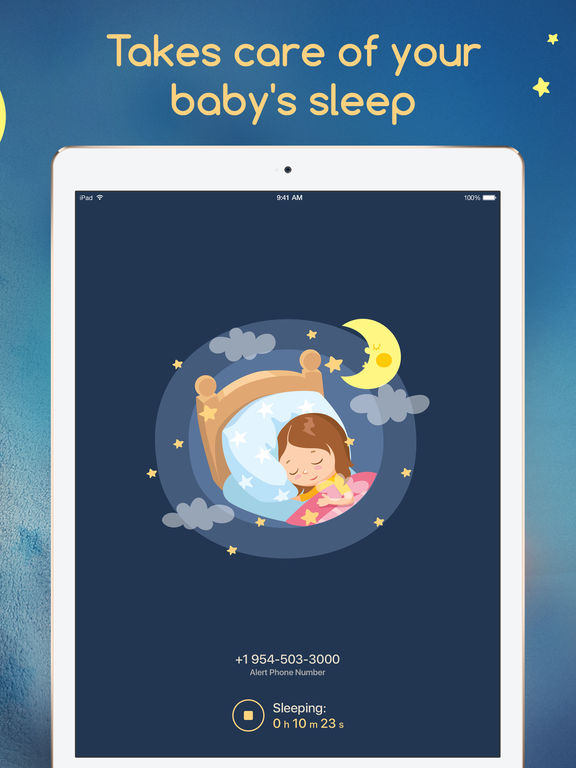 Best Baby Monitor - Babysitting Nanny App Screenshots