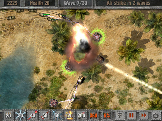 战地防御2 HD截图3