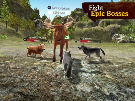 The Wolf: Online RPG Simulatorscreeshot 3