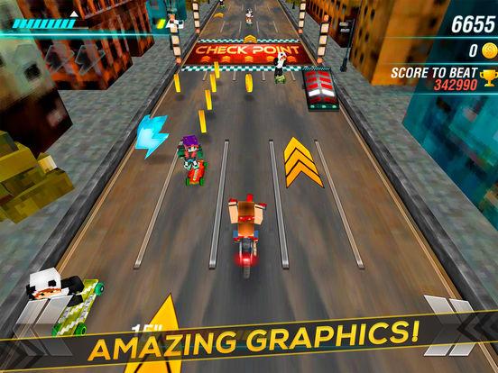 Motocross MX Rider: Extreme Sports Race screenshot 5