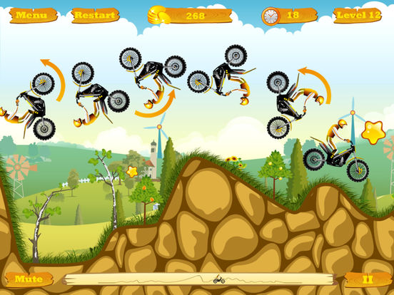 Screenshot #2 for Moto Race Pro