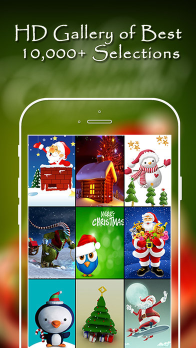 Christmas Wallpapers ® Screenshots