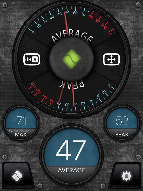 Decibel Meter Pro screenshot 6