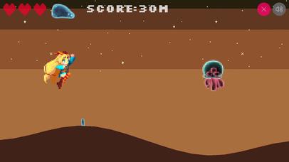 Fly Unity-Chan screenshot 2