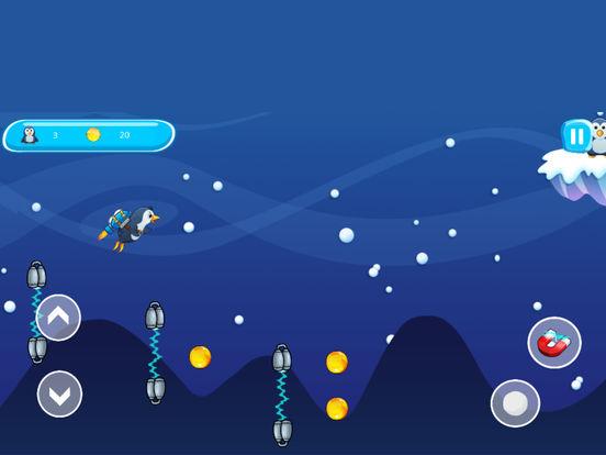 Penguin Flyer screenshot 7