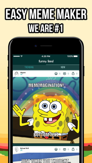 Funny Meme Pictures App : Funny feed meme generator app download android apk