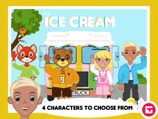 Little Ice Cream Truck Screenshots