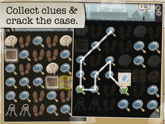 how to play another case solved