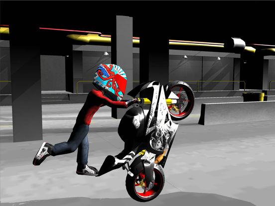 Игра Stunt Bike Freestyle