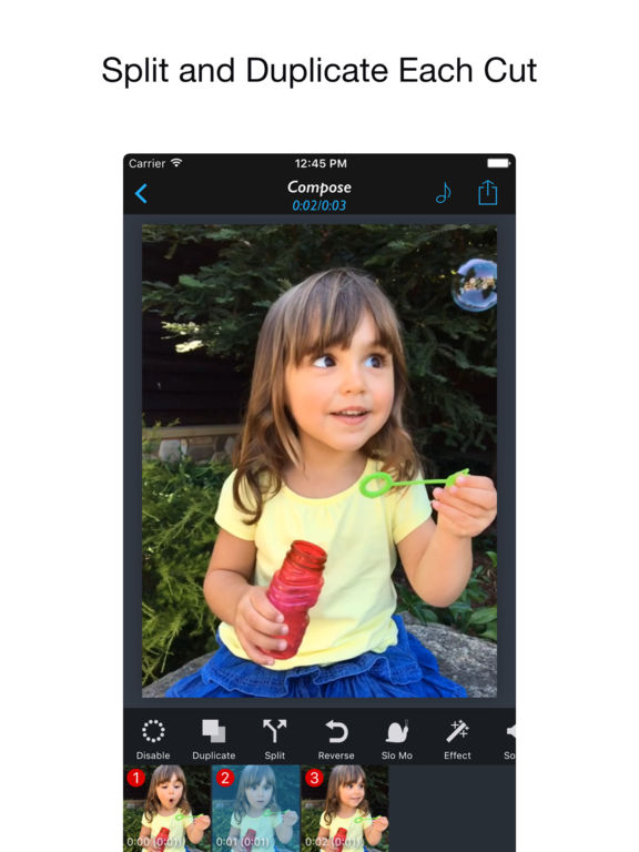 Live 2 Gif for Live Photo Screenshots