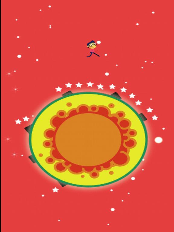 Tiny Boy Galaxy Run screenshot 5