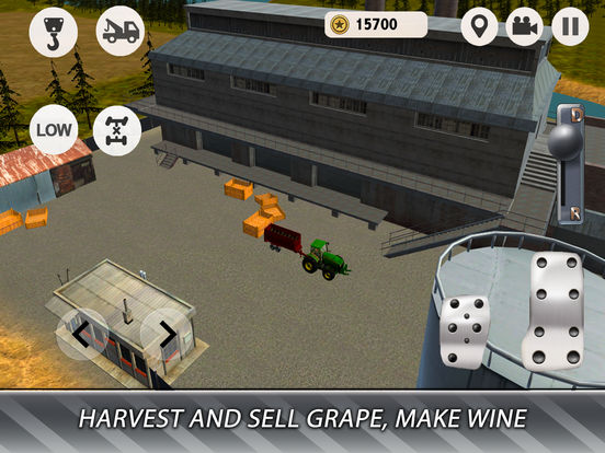 Euro Farm Simulator: Wine Full Screenshots