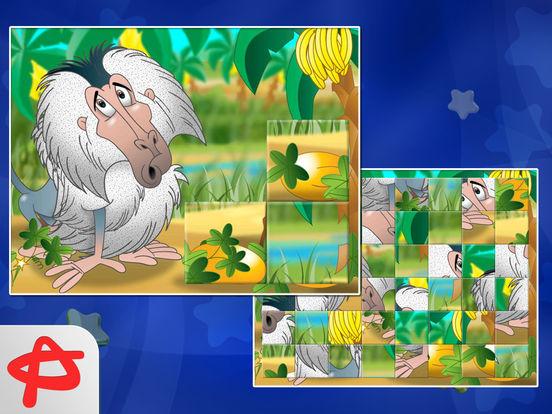 Игра Jigsaw Puzzle: Развивающие пазлы для детей