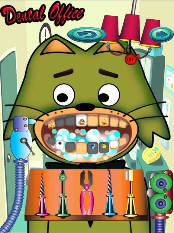 Dental office channel teeth Princess screenshot 4