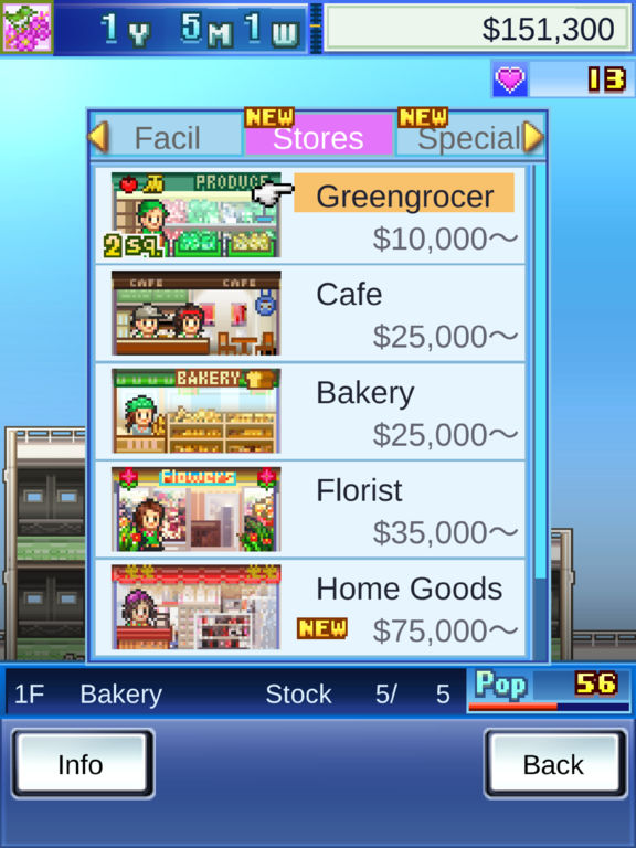 Mega Mall Story Screenshots