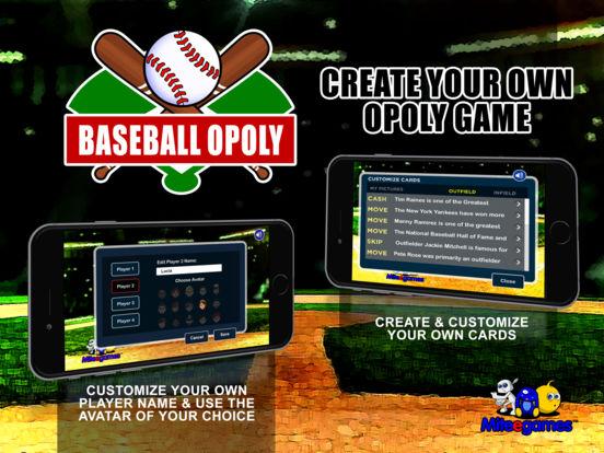 Baseball Opoly screenshot 9