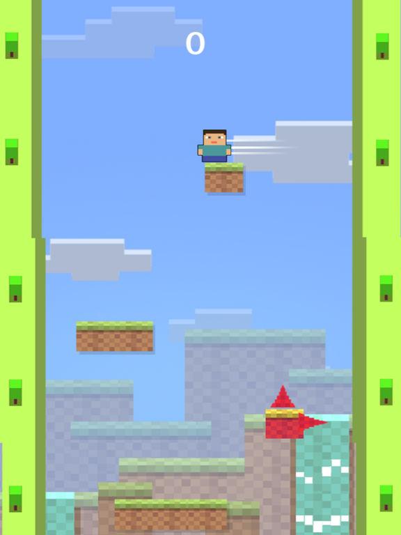 Pixel Boy Spike Jumper screenshot 4