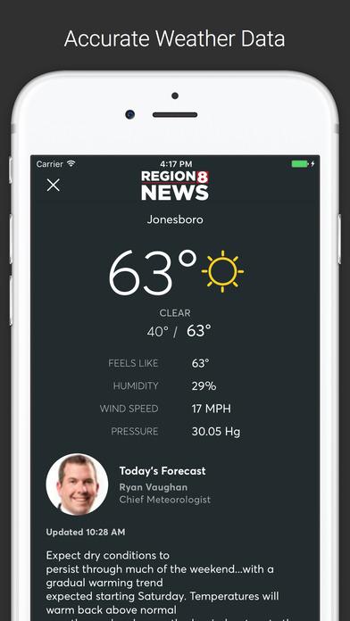KAIT Region 8 News screenshot 3