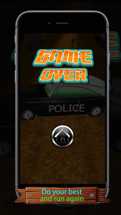 Santa Ninja Runner iPhone Screenshot 4