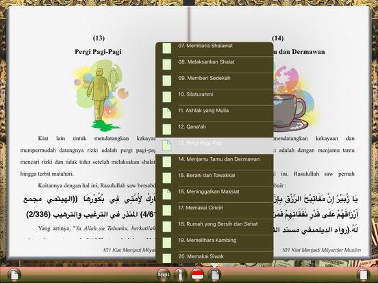 Ways to Become a Muslim Millionaire for iPad iPad Screenshot 5
