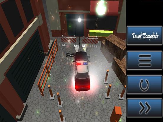 Modern Police Car Parking Simulator Pro screenshot 10