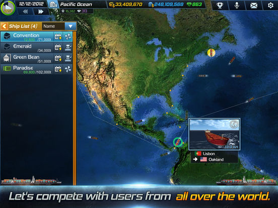 Ship Tycoon Screenshots