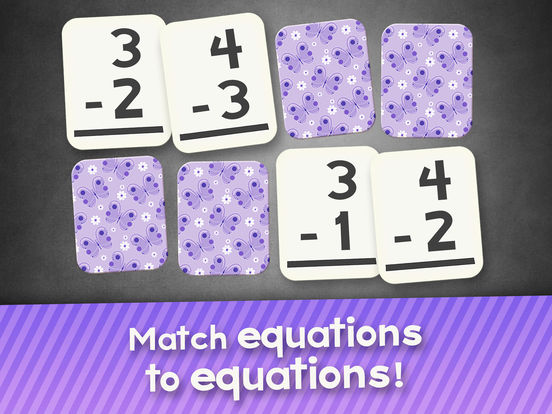 Subtraction Flash Cards Math Games for Kids Freescreeshot 4