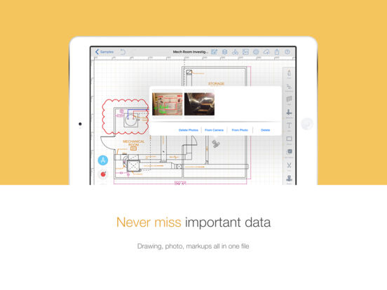 App Shopper Arcsite Easy Cad Drawing Collaboration