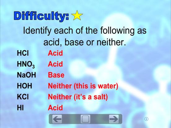 Chemistry Flashcard(s) iPad Screenshot 4