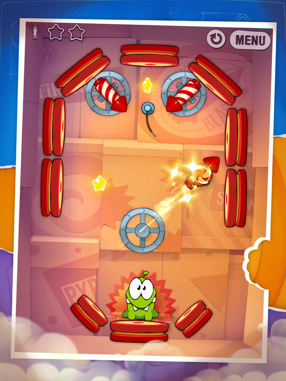 Screenshot #3 for Cut the Rope: Experiments HD Free