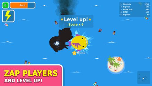Piranh.io Screenshot